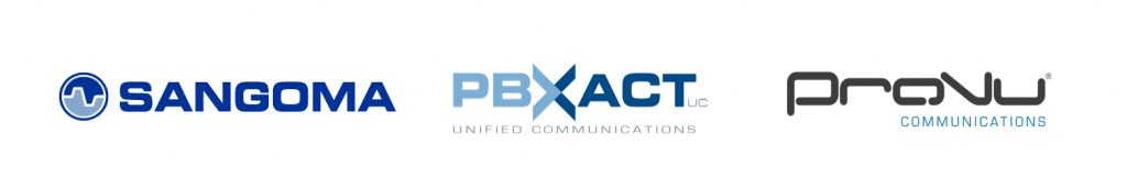 provu-sanogma-pbxact-logos