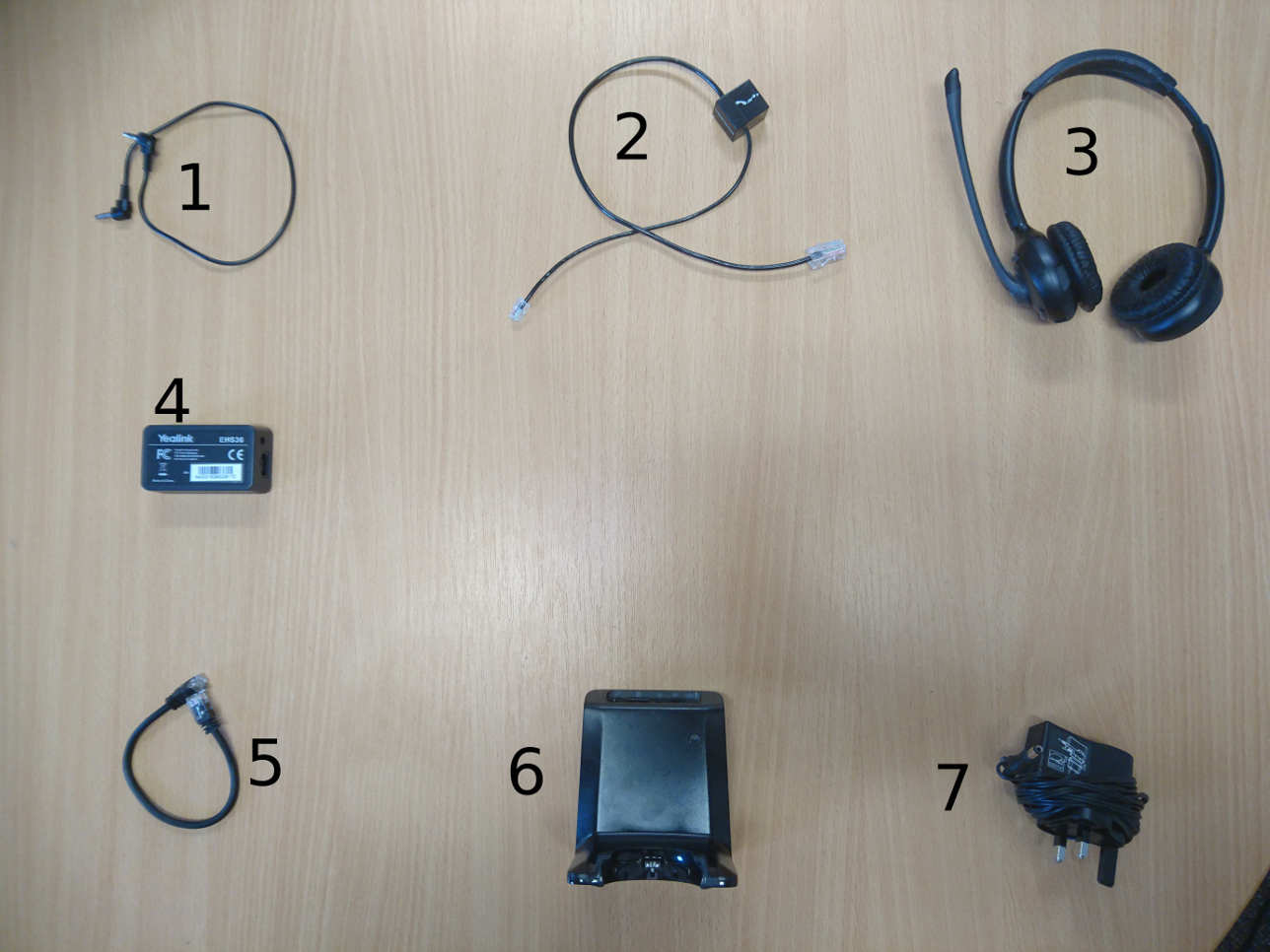 How to configure Yealink T46G with Plantronics CS520 and EHS36
