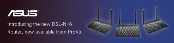 ASUS Router banner