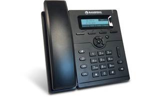 Sangoma s205 desk phone