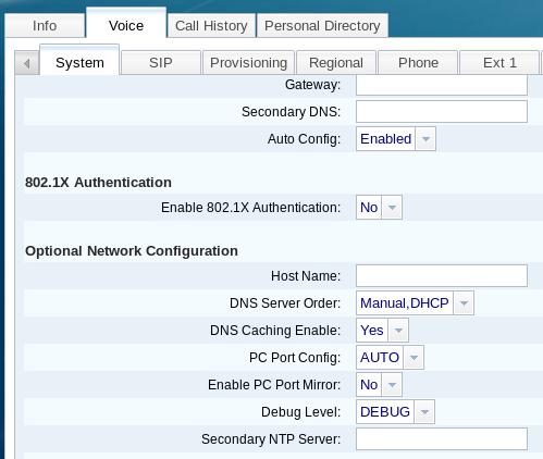 Cisco CP Range – Generating Support Logs (PRT File) – ProVu Blog