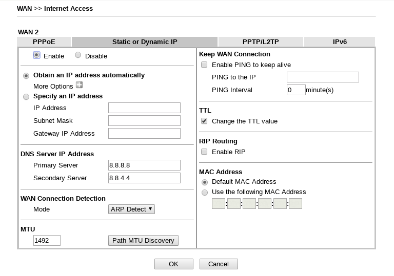 Virgin Media Ip Address >> Using Draytek Router With Virgin Media Provu Blog