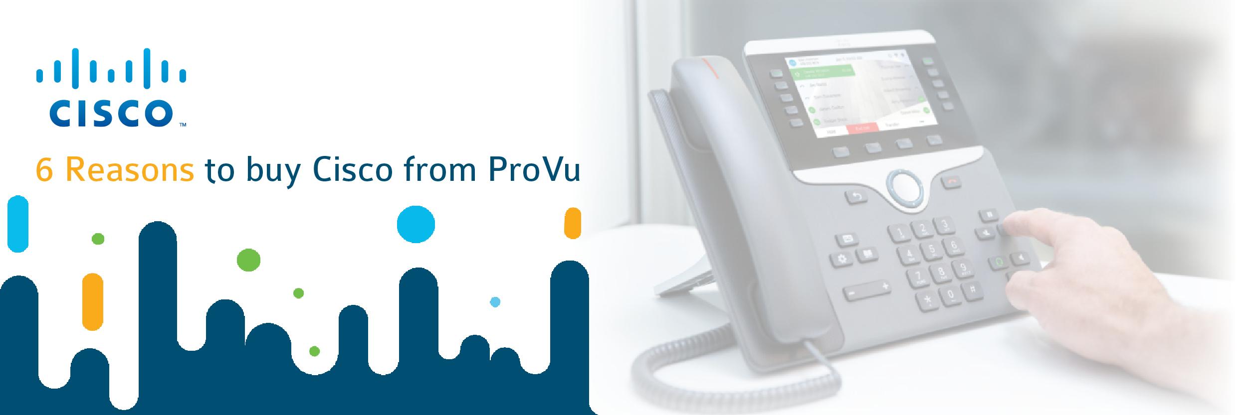 Cisco – ProVu Blog