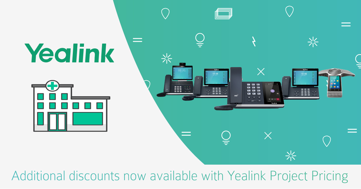 Yealink - COVID-19 Project Pricing Support