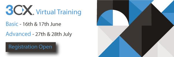 3CX Virtual Training - Summer 2021