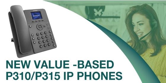Sangoma P310/P315 Phones