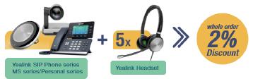 Yealink Super 2 Incentive